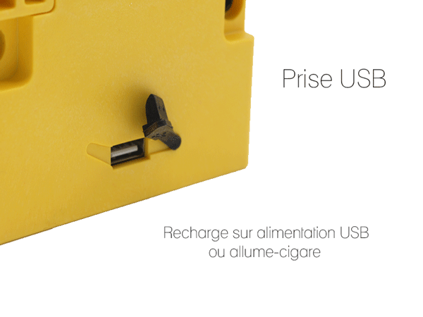 phare led rechargeable atelier